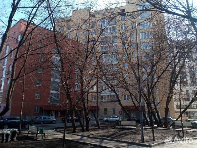Продается двухкомнатная квартира за 19 600 000 рублей. г Москва, пер Докучаев, д 19.