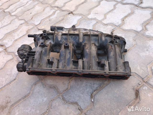 Впускной коллектор VW Tiguan б/у