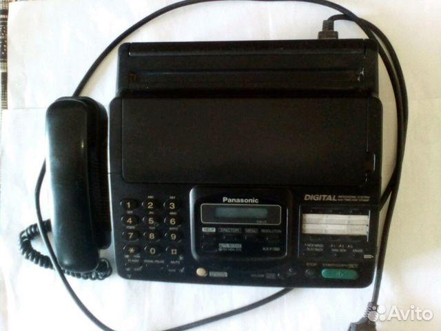 Факс Panasonic KX-F780