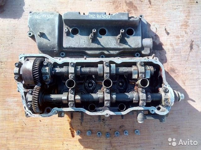 89026196331 Гбц (головка блока цилиндров ) правый Toyota