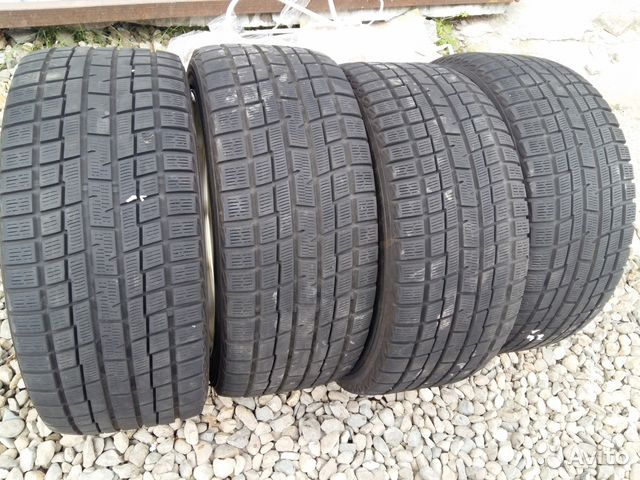 Комплект Yokohama Ice Guard IG30 100Q 255/40 R19— фотография №1