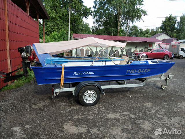 купить лодку болотоход