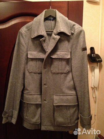 3b3638c448f3 Trussardi пиджак оригинал, шерсть купить в Санкт-Петербурге на Avito ...