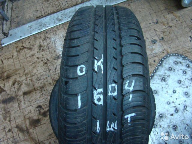 175 65 R15 88H goodyear eagle NCT5— фотография №1