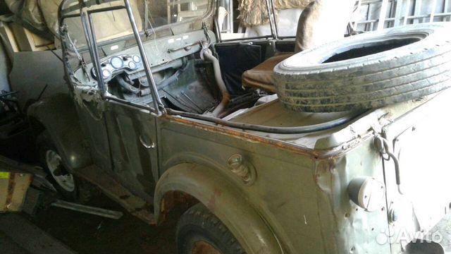 ГАЗ 69, 1967 89148303445 купить 5
