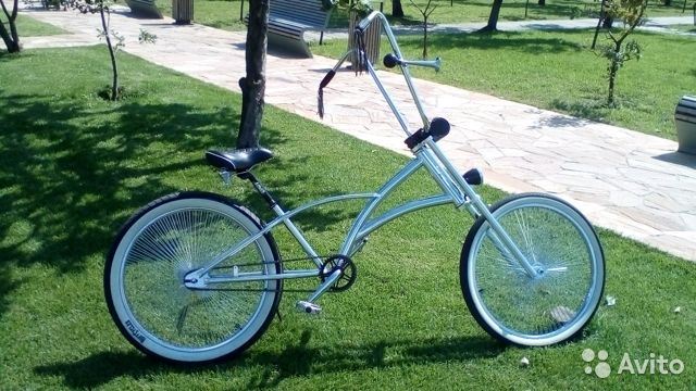 Велосипед чоппер лоурайдер Ruff Cycles купить в Москве на Avito