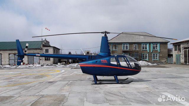 Вертолет R66 Robinson 89122404602 купить 1
