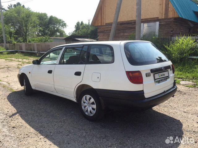 Toyota Caldina, 2002 89146106646 купить 4