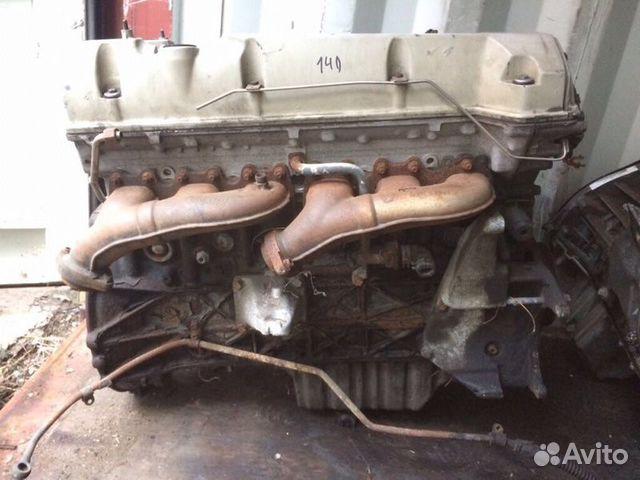 89026196331  Двигатель Mercedes-Benz S-Class W140 2.8