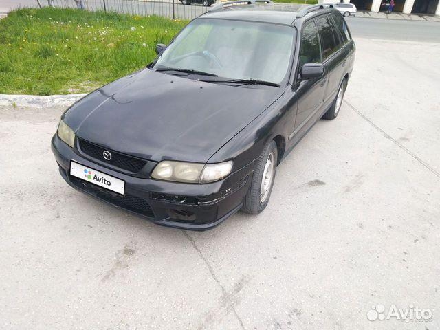 Mazda Capella, 1999  89833202786 купить 1