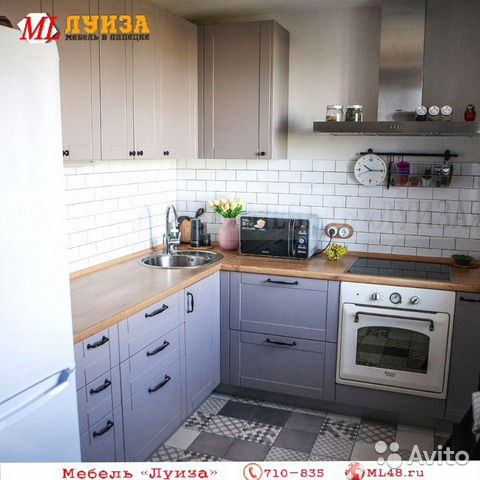 Кухонный гарнитур 84742710835 купить 2