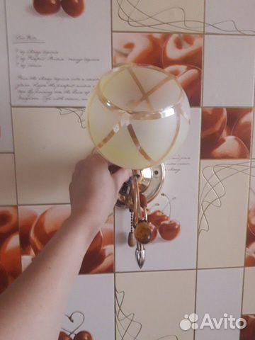 Маленькая люстрочка на стену 89050606366 купить 1
