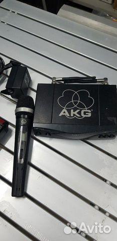 Вокальный радиомикрофон akg wms450  89173210891 купить 3