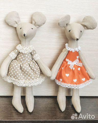 Кукла тильда мышка  89064096764 купить 3