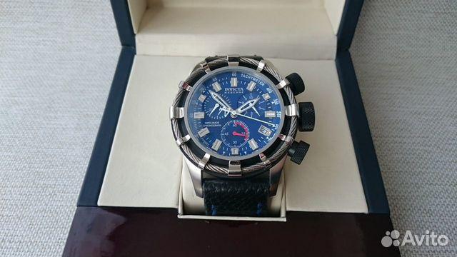 Мужские часы Chronograph Invicta 6433 Обмен 89525003388 купить 1