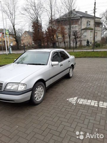 Mercedes-Benz C-класс, 1997 89114521092 купить 1
