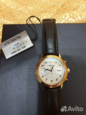 Weil продать часы raymond стоимость часа норма средняя рса