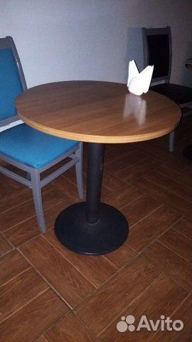 Столы круглые 70 см для летнего кафе, бара, кофейн 89038454319 купить 1