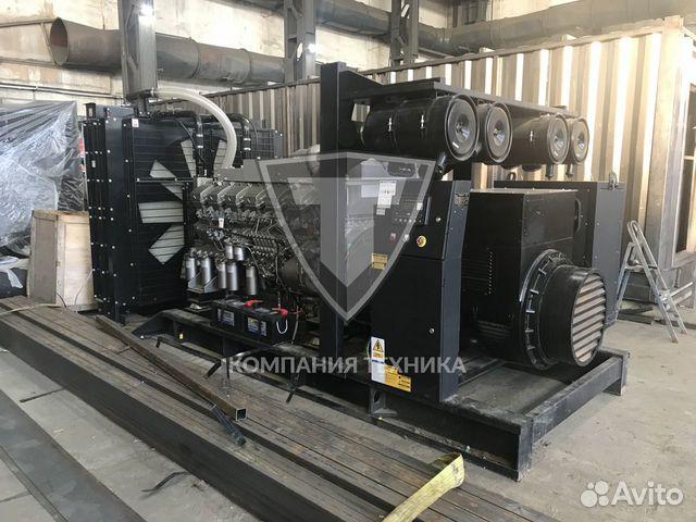 Дизельный генератор - электростанция 500-2000 кВт 88001009556 купить 2