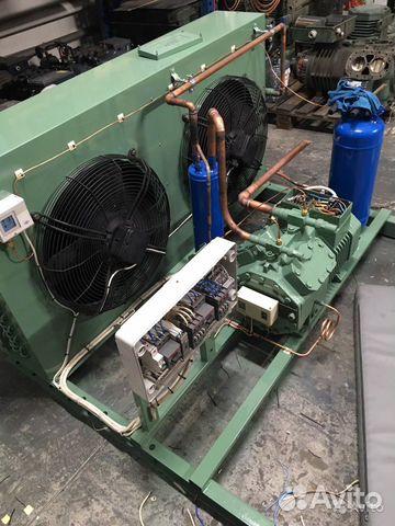 Холодильная установка Bitzer 4 германия Идеал сост 89616603001 купить 3