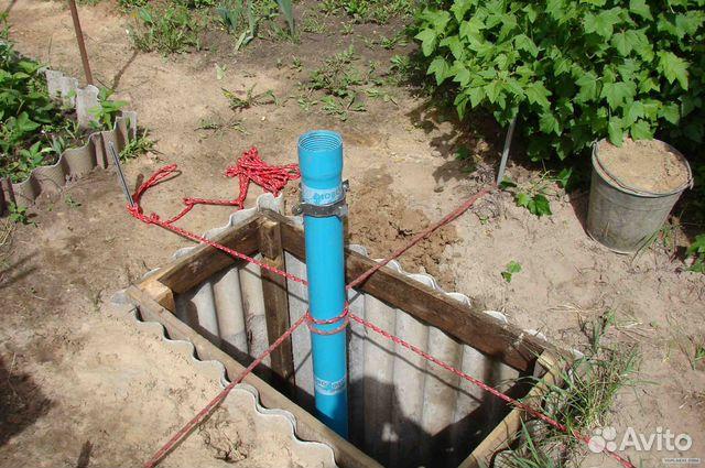 Бурение скважин на воду в Чамзинском районе купить 1