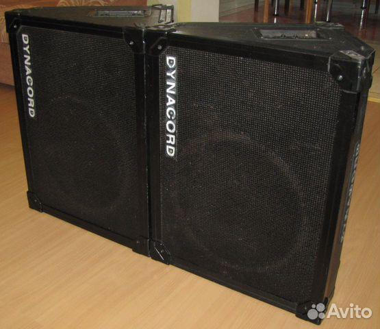 2Pro колонки Dynacord 800Вт Germany оригинал FE15M  89128899109 купить 1