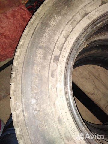 245/70/R16 летняя резина, шины nokian