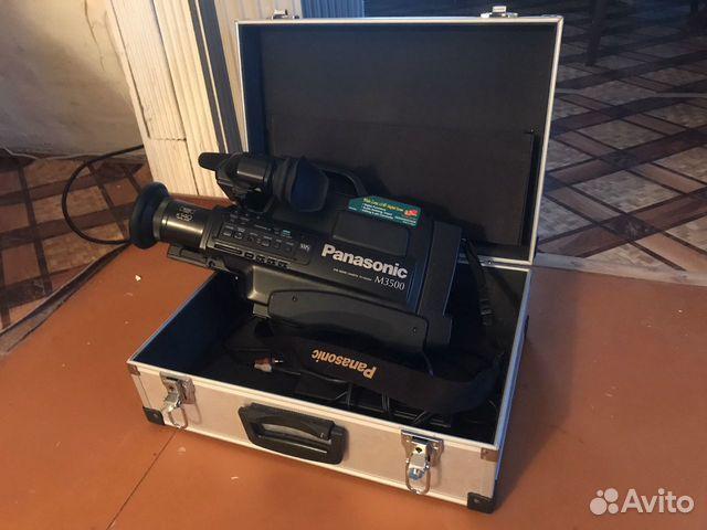 Видеокамера Panasonic M3500 89276827010 купить 3