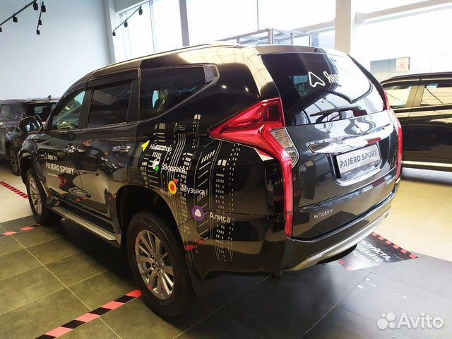 Mitsubishi Pajero Sport, 2020 купить 4