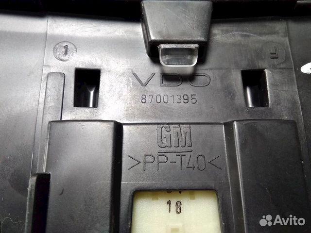 Панель приборная (щиток приборов) для Opel Combo C 83652669747 купить 6