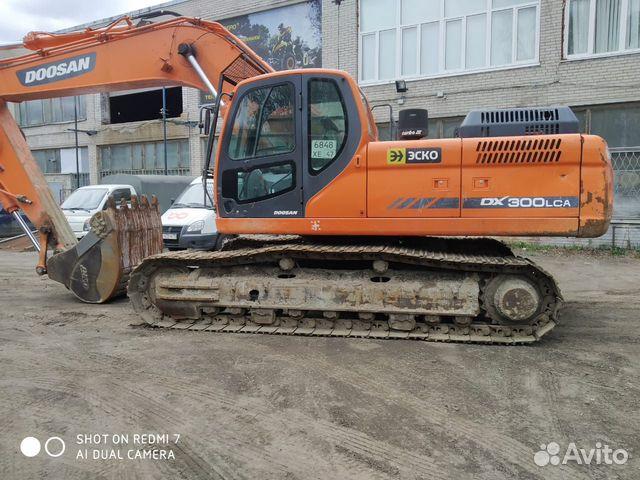 Гусеничный экскаватор Doosan DX300LCA 89219331319 купить 7