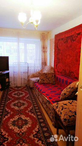 1-room apartment 30 m2, 3/5 floor. buy 4
