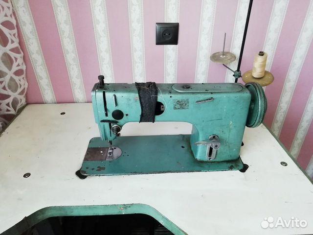 Швейная машина марка 322м