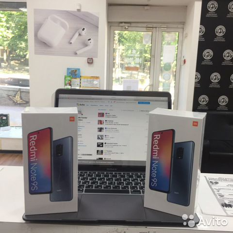 Xiaomi Redmi Note 9S 64gb 89383333147 купить 4