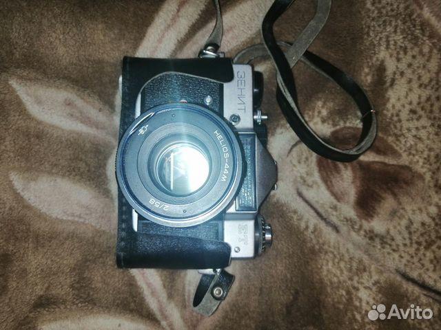 Зеркальный фотоаппарат Зенит-ет  купить 4