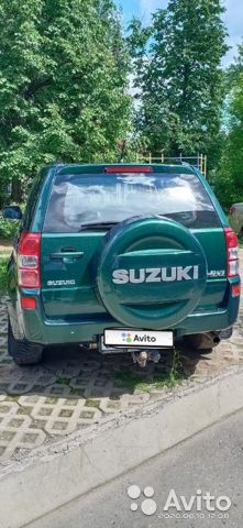 Suzuki Grand Vitara, 2007 купить 2