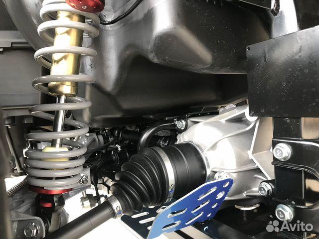 Квадроцикл CF Moto X10 EPS 88792225000 купить 6