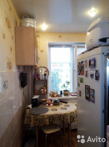 2-room apartment, 43 m2, 4/5 floor. buy 9