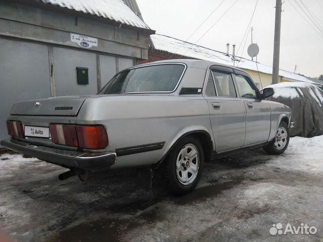 ГАЗ 3102 Волга, 2007 купить 4