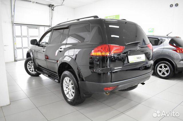 Mitsubishi Pajero Sport, 2011 купить 6