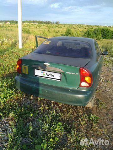 Chevrolet Lanos, 2007 купить 2