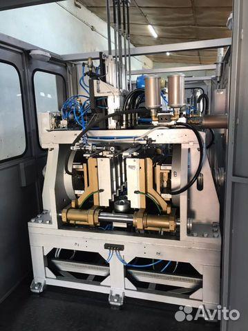 Автомат Выдува пэт А-4000  купить 1