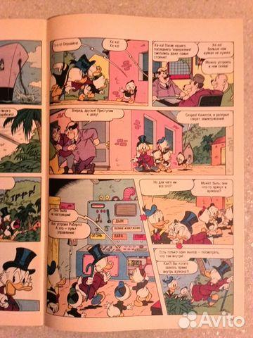 Комиксы Микки Маус 1992 г  89608193988 купить 10