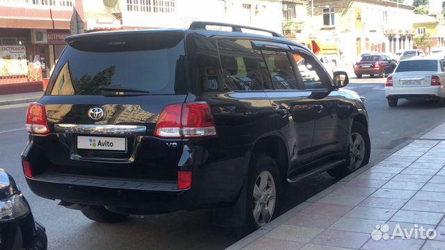 Toyota Land Cruiser, 2010  купить 2