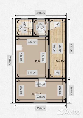 Строительство домов для круглогодичного проживания