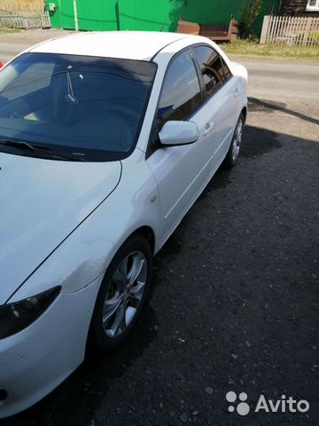 Mazda 6, 2005  89630049824 купить 1