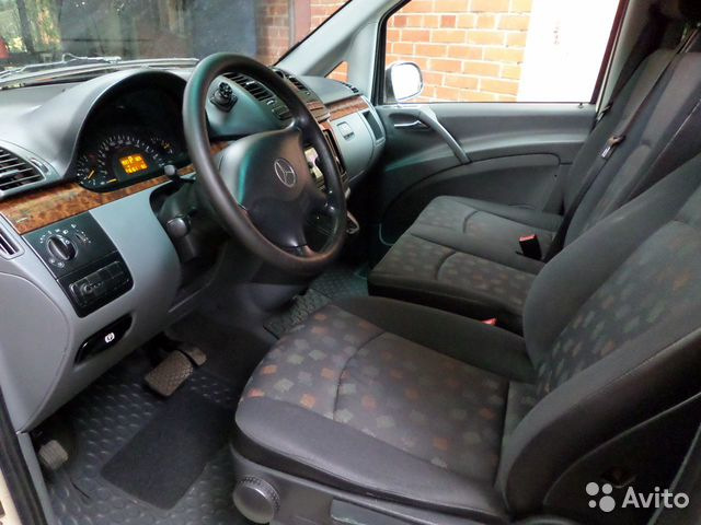 Mercedes-Benz Vito, 2006  89038421894 купить 6