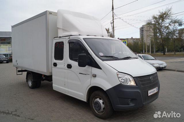 ГАЗ ГАЗель Next, 2017  89158531917 купить 5