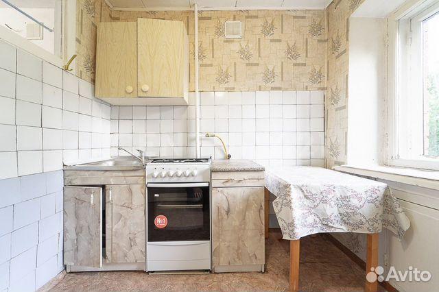 2-к квартира, 43.6 м², 4/5 эт.
