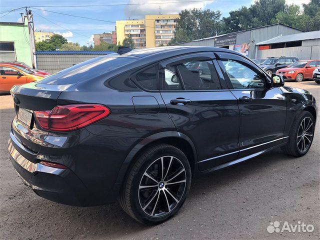 BMW X4, 2015  89051304915 купить 10